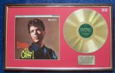 Cliff Richard - 24 Carat Gold Disc LP & Cover - Listen with Cliff